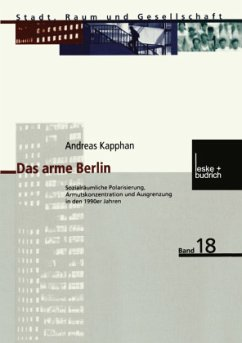 Das arme Berlin - Kapphan, Andreas