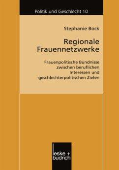 Regionale Frauennetzwerke - Bock, Stephanie