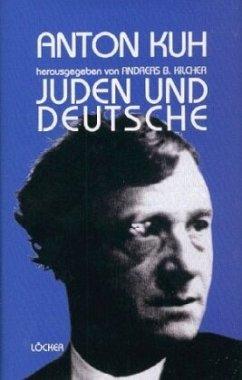 Juden und Deutsche - Kuh, Anton