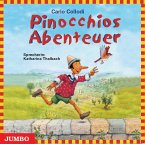 Pinocchios Abenteuer, 1 Audio-CD