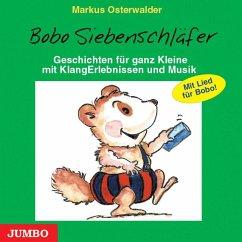 Bobo Siebenschläfer, 1 Audio-CD - Osterwalder, Markus