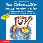 Bobo Siebenschläfer macht munter weiter, 1 Audio-CD