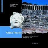 Antike Theater und Masken