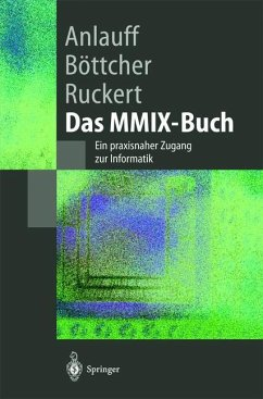 Das MMIX-Buch - Anlauff, Heidi; Böttcher, Axel; Ruckert, Martin