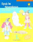 Spuk im Hexenhaus, m. Audio-CD