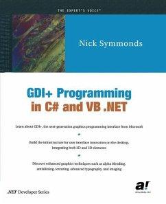 GDI+ Programming in C# and VB .NET - Symmonds, Nick