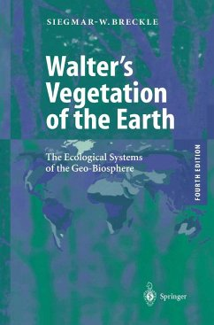 Walter's Vegetation of the Earth - Breckle, Siegmar-Walter