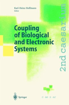 Coupling of Biological and Electronic Systems - Hoffmann, Karl-Heinz (ed.)