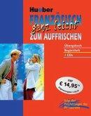 Französisch ganz leicht zum Auffrischen, 4 Audio-CDs m. Übungsbuch u. Begleitheft