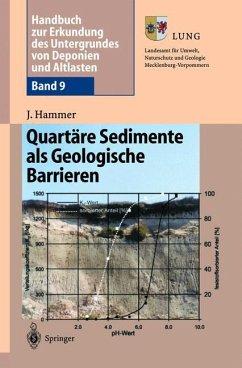 Handbuch zur Erkundung des Untergrundes von Deponien und Altlasten - Hammer, Jörg