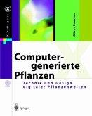 Computergenerierte Pflanzen, m. CD-ROM