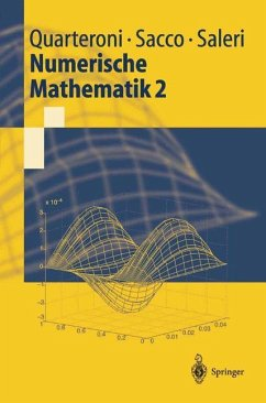 Numerische Mathematik 2 - Quarteroni, Alfio; Sacco, Riccardo; Saleri, Fausto