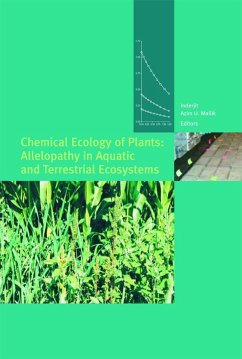 Chemical Ecology of Plants: Allelopathy in Aquatic and Terrestrial Ecosystems - Inderjit, Panjab / Mallik, A. (eds.)