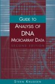 Guide to Analysis of DNA Microarray Data