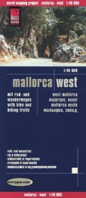 World Mapping Project Mallorca West; West Mallo...