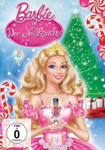 barbie in der nussknacker auf dvd portofrei bei b. Black Bedroom Furniture Sets. Home Design Ideas