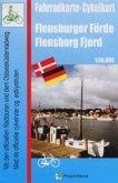 Fahrradkarte Flensburger Förde 1 : 50 000