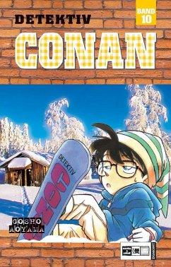 Detektiv Conan Bd.10 - Aoyama, Gosho