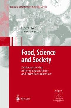 Food, Science and Society - Belton, P.S. / Belton, Teresa (eds.)