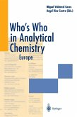 Who's Who in Analytical Chemistry