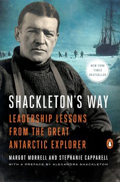 Shackleton's Way - Morrell, Margot; Capparell, Stephanie