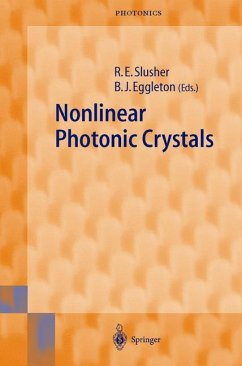 Nonlinear Photonic Crystals - Slusher, R. E.