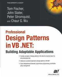 Professional Design Patterns in VB .NET - Fischer, Tom; Slater, John; Stromquist, Peter; Wu, Chaur