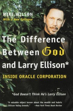 Difference Between God and Larry Ellison, The