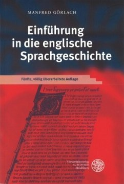 Einführung in die englische Sprachgeschichte - Görlach, Manfred