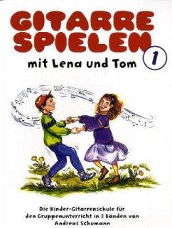 Gitarre spielen mit Lena und Tom