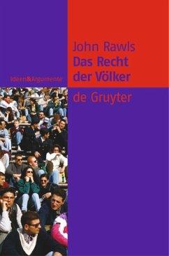 Das Recht der Völker - Rawls, John