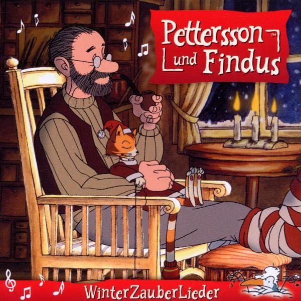 winterzauberlieder von pettersson und findus cd. Black Bedroom Furniture Sets. Home Design Ideas