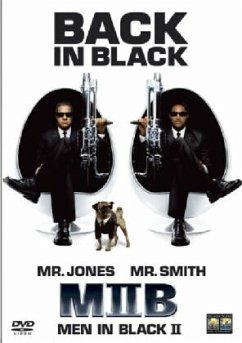 Men in Black II, 1 DVD