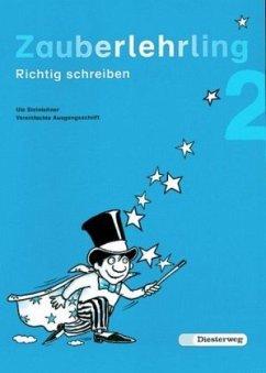 zauberlehrling 2 vereinfachte ausgangsschrift f252r bayern