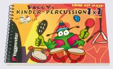 Voggy's Kinder-Percussion 1x1, m. Audio-CD