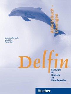 Delfin. Arbeitsbuch - Lösungen. Einbändige Ausgabe - Aufderstraße, Hartmut; Müller, Jutta; Storz, Thomas