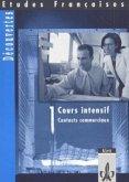 Découvertes Cours intensif 1. Cahier d'activites zur Vermittlung von Handelskorrespondenz