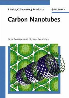 Carbon Nanotubes - Reich, Stefanie; Thomsen, Christian; Maultzsch, Janina