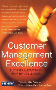 Customer Management Excellence - Faulkner