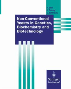 Non-Conventional Yeasts in Genetics, Biochemistry and Biotechnology - Wolf, Klaus / Breunig, Karin / Barth, Gerold (eds.)