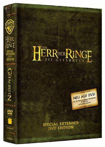 Herr Der Ringe Special Extended Edition