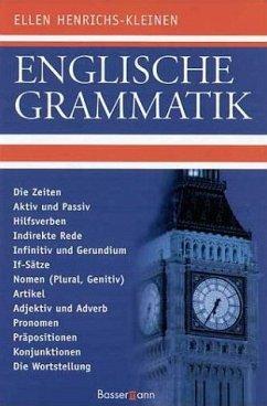 Englische Grammatik - Henrichs-Kleinen, Ellen