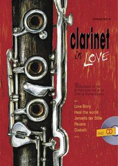 Clarinet in Love, m. Audio-CD
