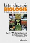 Wechselbeziehungen im Lebensraum Wald / Unterrichtspraxis Biologie Bd.17