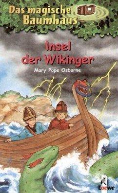 Insel der Wikinger / Das magische Baumhaus Bd.15 - Osborne, Mary Pope