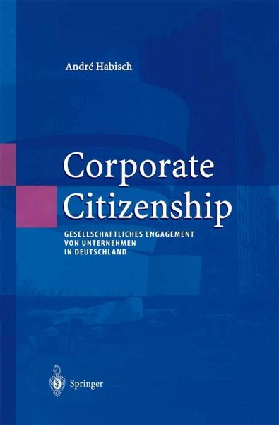 Corporate Citizenship - Habisch, André