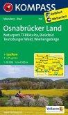 Kompass Karte Osnabrücker Land