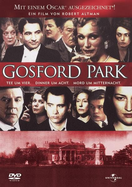 Gosford Park - Michael Gambon,Kristin Scott Thomas,Maggie Smith