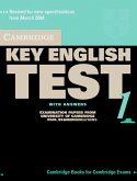 Cambridge Key English Test 1. Self Study. Student's Book with answers. New edition