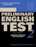 Cambridge Preliminary English Test 2. Inklusive 2 Audio CDs